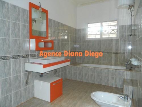 Rental apartment Diego-Suarez