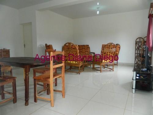 Rent Furnished villa Diego-Suarez
