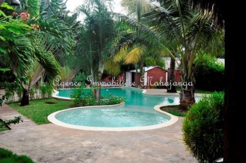Rental villa furnished standing Mahajanga