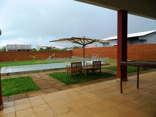 Rental new villa with swimming pool