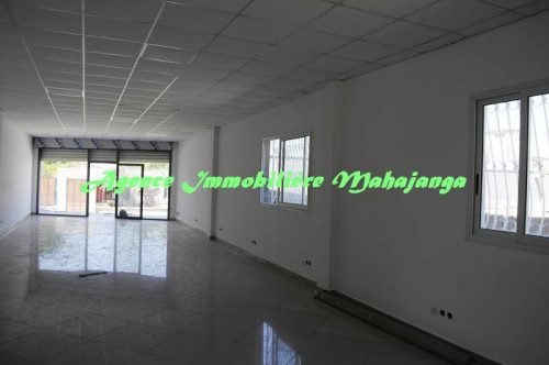 New commercial space rental