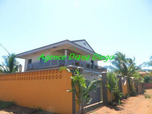 Rental new villa Diego Suarez