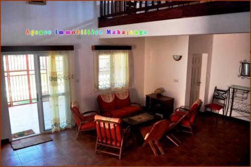 Furnished villa rental Mahajanga
