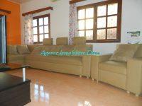 Sale furnished villa Scama