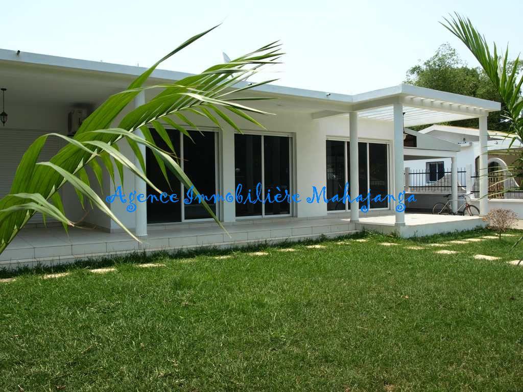 Rental modern villa