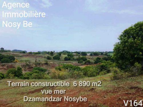 Land sale Dzamandzar NosyBe