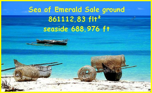 Land sale Emerald Sea Diego-Suarez