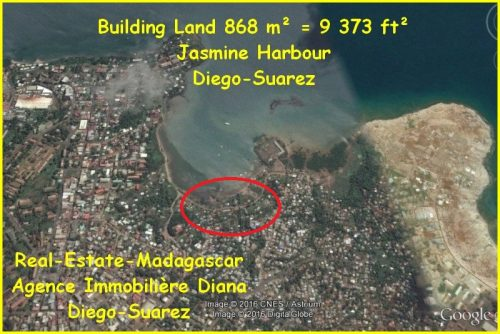 Harbour Jasmine Diego-Suarez Sale land