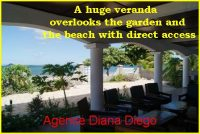 Rental holidays  villa Ramena beach