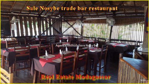 Nosybe Island sale trade bar restaurant