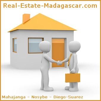 Big villa rental University road Diego-Suarez