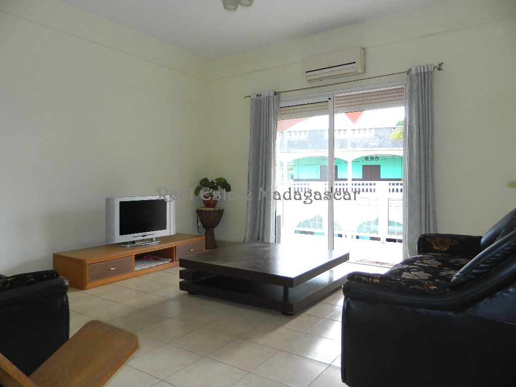Beautiful furnished apartment RENTAL city Diego-Suarez