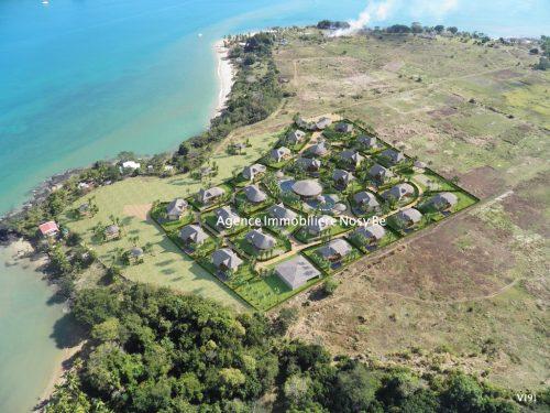 Sale building land Orangea Nosybe Madagascar