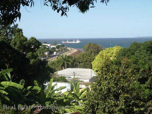 Sale land 11 377 ft² Corniche Mahajanga Madagascar