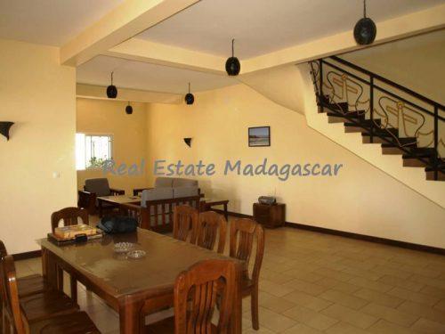 Seasonal rental wonderful villa Amborovy Mahajanga
