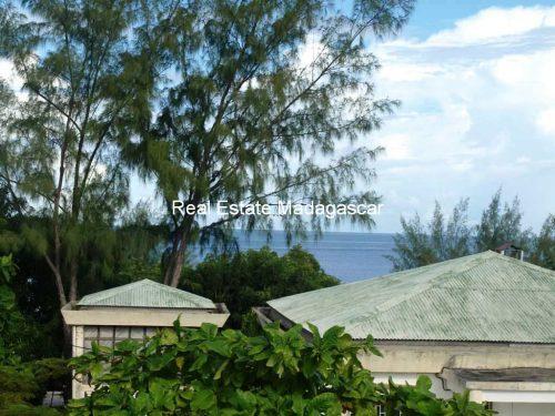 Sea view rental villa Maroala Amborovy Mahajanga