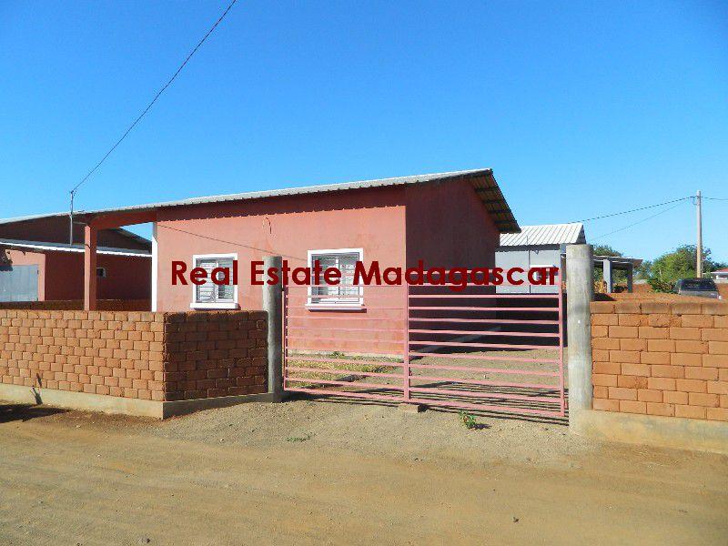 Sale new villa Scama Diego-Suarez Madagascar
