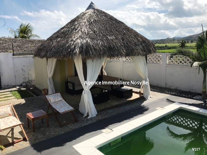 Sale beautiful furnished villa nosybe madagascar Beautiful real estate pictures